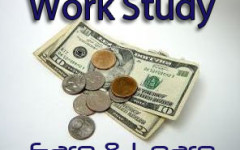 Work study helps students, college