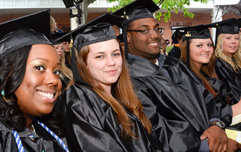 Graduation — a range of emotions