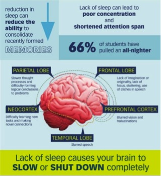 23 Sleep Deprivation Statistics in College Students