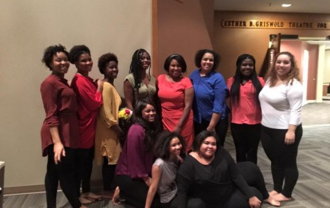 'For Colored Girls' Hits the Big Stage at AIC