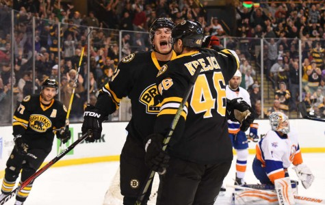 Boston Bruins fighting hard down the stretch