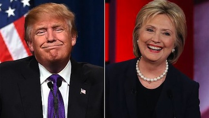 Trump vs. Hillary bloodbath rolls on