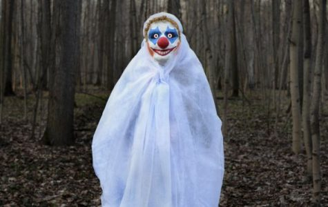 Creepy clowns threaten Halloween