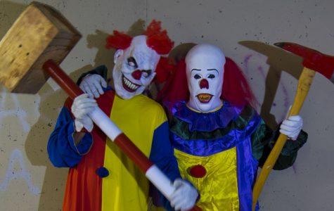 Clowning around in Western Massachusetts
