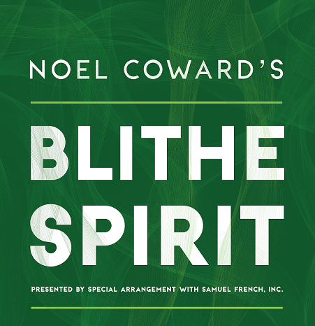 """Blithe Spirit,"" this weekend at the Griswold Theatre"