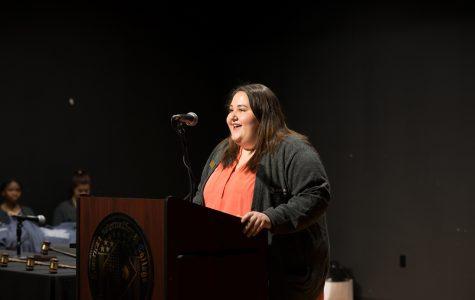 MoCo 2017 honors SGA President Rebecca Gray