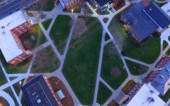 Drones: forward and upward innovations