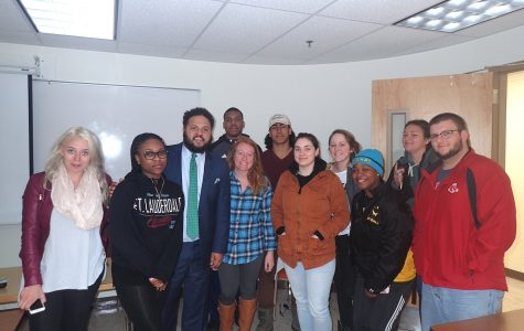 Political consultant Ryan McCollum shares his secrets at AIC