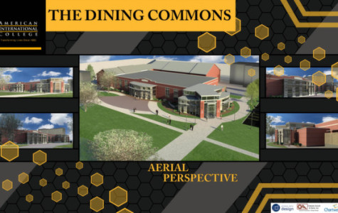AIC's new eating spot