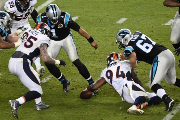 Cam Newton hot-dogging it on his fumble late in the Super Bowl (of all games) will stain his reputation.