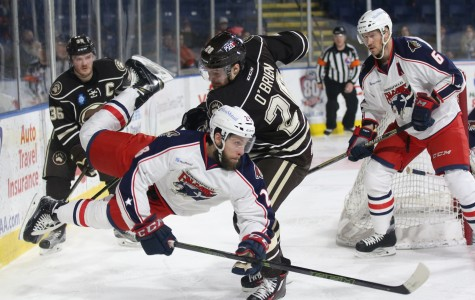 Springfield Falcons on their way out