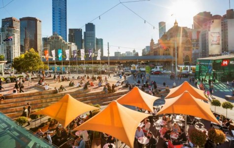 Summer in the world's most livable city