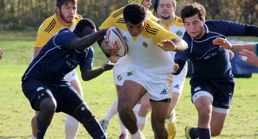 Men's rugby: A great season