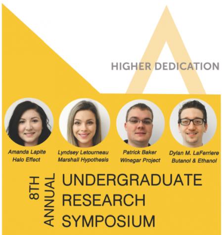 8th Annual Undergraduate Research Symposium showcases student work