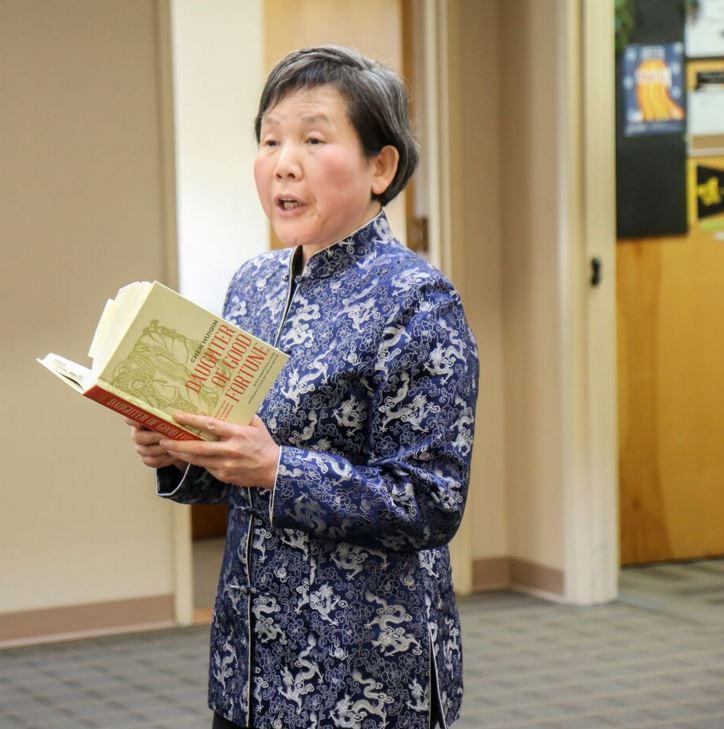 Shehong Chen discusses her book.