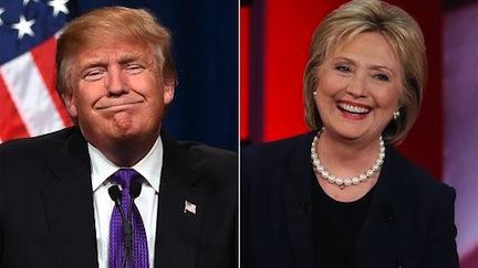 Trump vs. Hillary bloodbath rolls on
