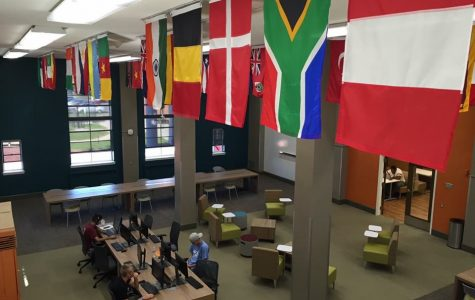 New 'Learning Commons,' Cafe` Shea debuts at Library
