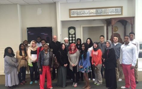 A Visit to the Mosque of West Springfield