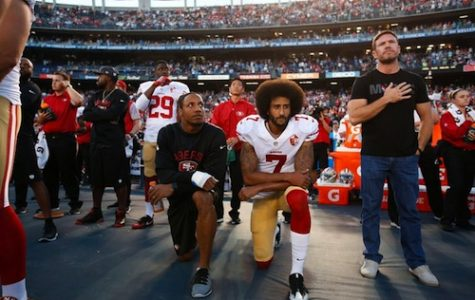 Thoughts on NFL players kneeling during the National Anthem