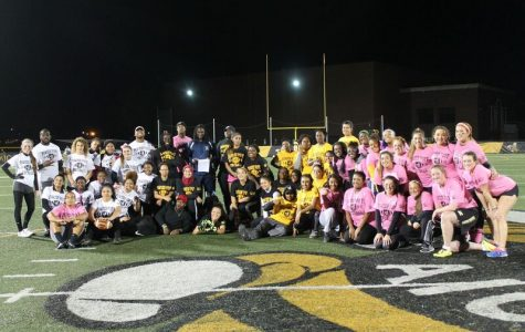 Powder Puff Tournament a success at Homecoming