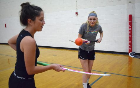 Despite head coach vacancy, AIC field hockey still working hard