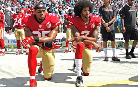 Colin Kaepernick's battle with President Trump heats up