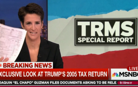 "Rachel Maddow's Trump tax ""scoop"" — fake news?"