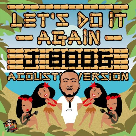 Review: J-Boog's Pacific Island reggae makes you move