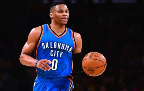Russell Westbrook, record-setting MVP candidate