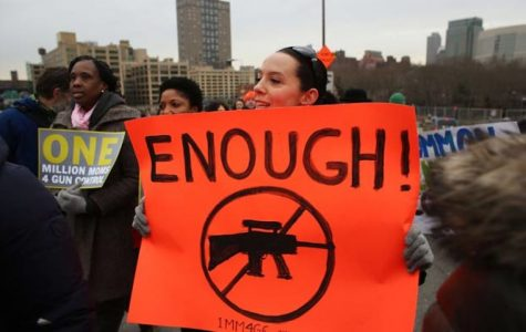Gun control lobby: time to stop pushing guns!