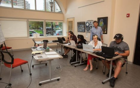New England Public Radio offers a class to AIC students