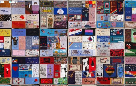AIDS Memorial Quilt coming to AIC