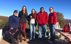 AIC students visit the Soldiers' Home on Veterans Day