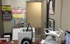 AIC's Art and Innovation Lab: gadgets and tools galore!