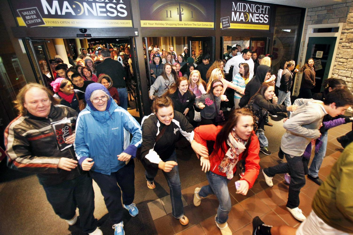 More and more stores are staying closed on Thanksgiving and Black Friday