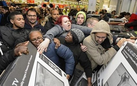 Black Friday: time to shop!
