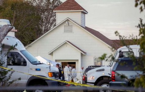 Texas church shooting has a wide impact