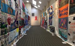 AIC hosts The AIDS Memorial Quilt