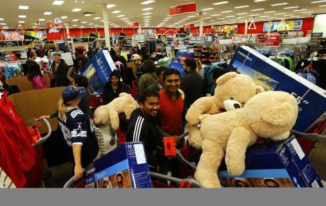 Christmas shopping: It feels good to just be a consumer