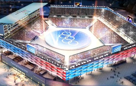 Opening ceremonies kick off 2018 Winter Olympics