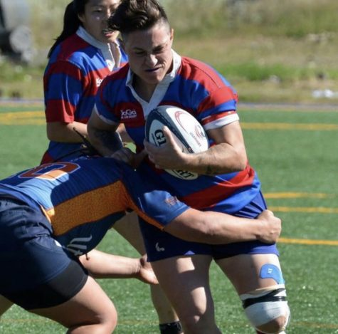 New AIC women's rugby coach on board