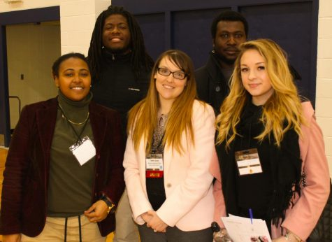 MLK remembrance ceremony brings AIC together