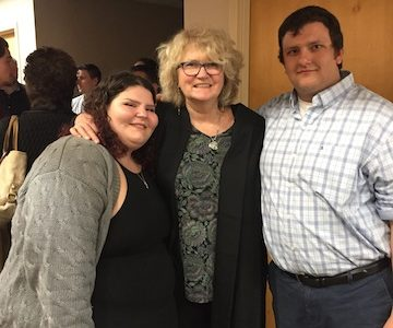 Leaving the hive: a farewell to our YJ Editor