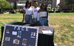 Student clubs showcased at fair