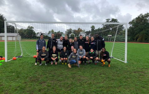 Annual Alumni soccer game: a success for all involved