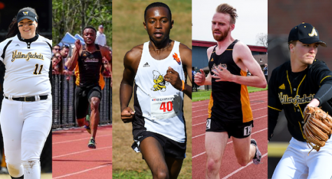 AIC Track & Field: On a mission