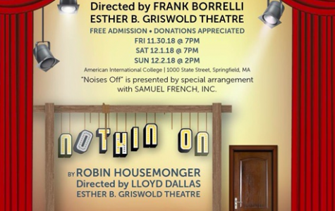 'Noises Off' is coming to AIC!