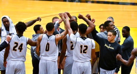 Men's Basketball looks to bounce back