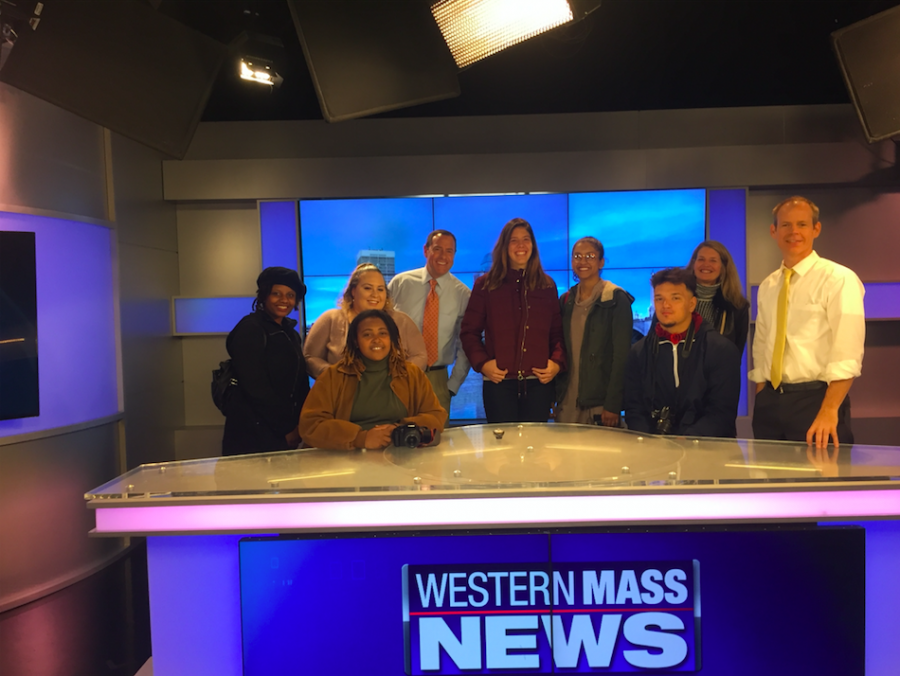 From classroom to newsroom – AIC Yellow Jacket
