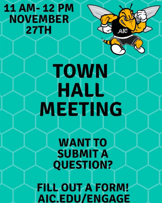 SGA holding town meeting on Nov. 27